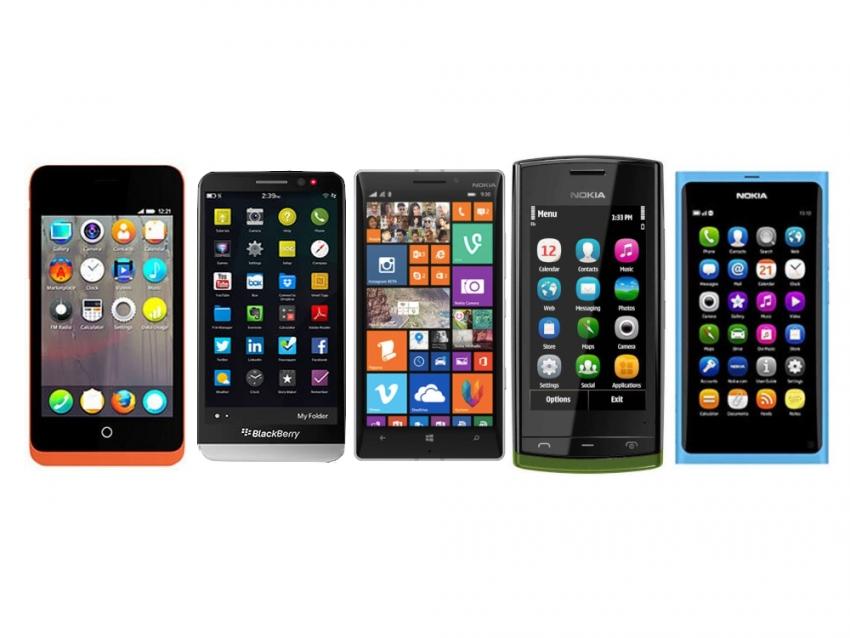 Mobiliųjų telefonų industrijos dinozaurai: žinomiausios operacinės sistemos, kurių nebenaudojame