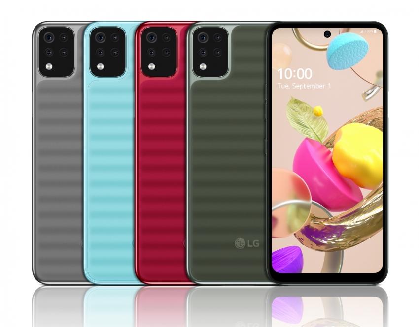 """""""LG Electronics"""" pradeda naujausios K serijos K42 ir K52 pardavimus Lietuvoje"""