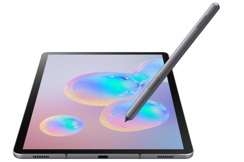 """Naujausia """"Samsung Galaxy Tab S6"""" planšetė: dar daugiau laisvės ir galimybių kūrybiškumui"""
