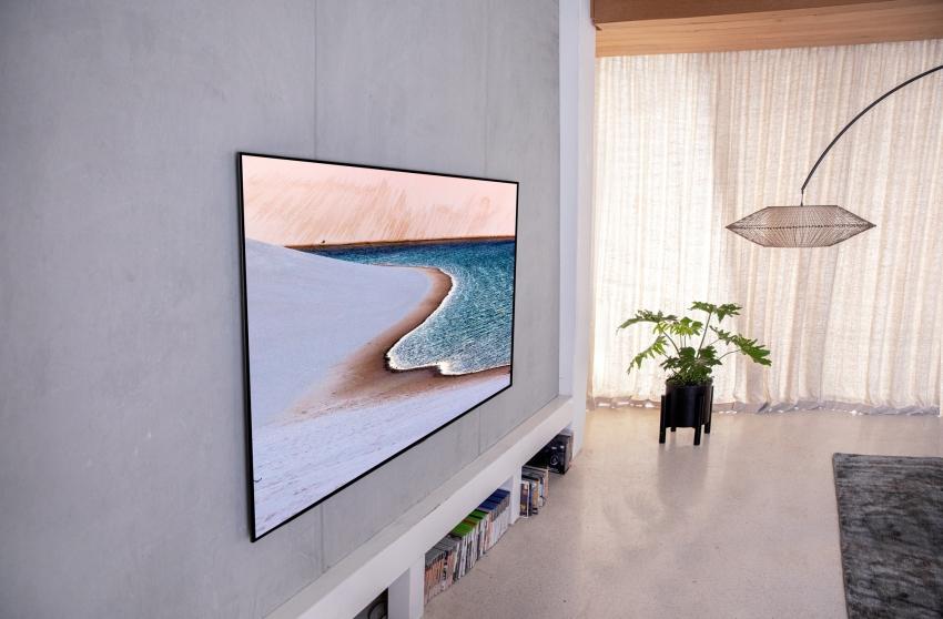 """Pasaulyje pirmaujantys LG televizoriai ir garso produktai nuskynė laurus 2020 m. """"EISA"""" apdovanojimuose"""