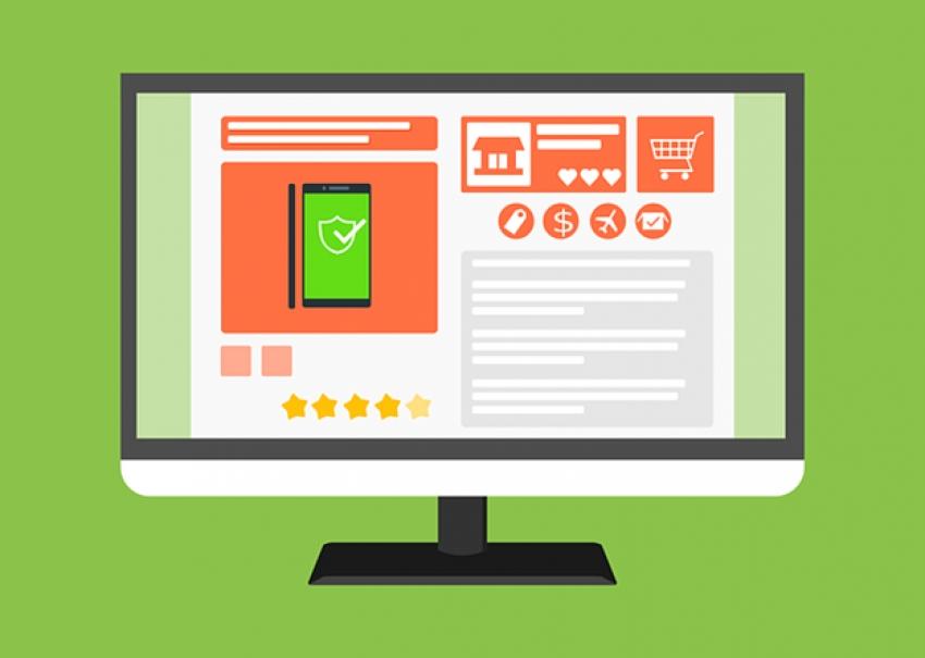 Kaip sukurti internetinę parduotuvę, kuri parduotų iš karto