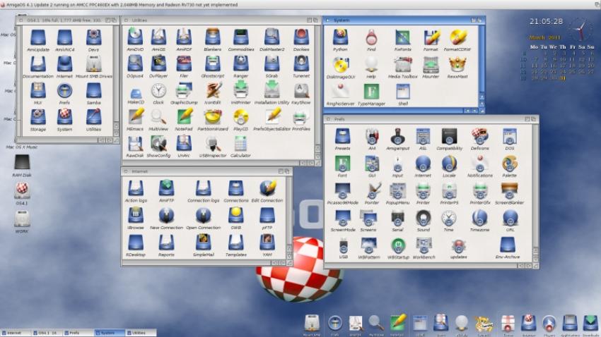 Operacinės sistemos, kurios galėjo, bet neužkariavo pasaulio