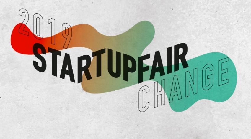 """Kvietimas: prasideda didžiausias startuolių renginys """"Startup Fair. Change 2019"""""""