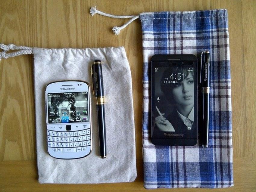 """""""Blackberry"""" eros pabaiga: kodėl išnyko B. Obamos ir K. Kardashian mėgstamiausias telefonas?"""