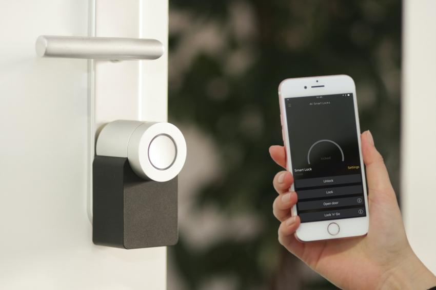 Išmani namų apsauga: nuo skaitmeninių užraktų iki protingų langų