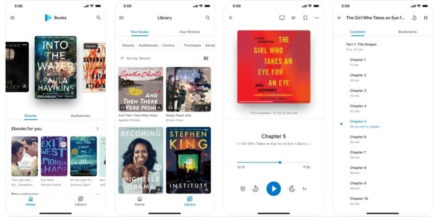 Karantino skaitiniai – nuo elektroninių iki audioknygų