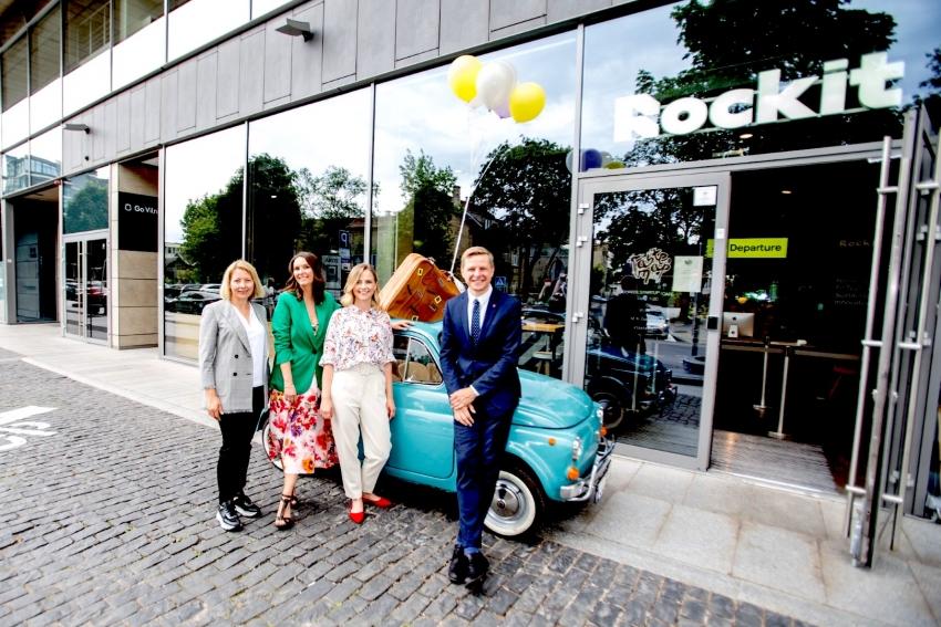 """Gimtadienį švenčiantis """"Rockit"""" išskiria 3 pagrindines fintech sektoriaus tendencijas"""