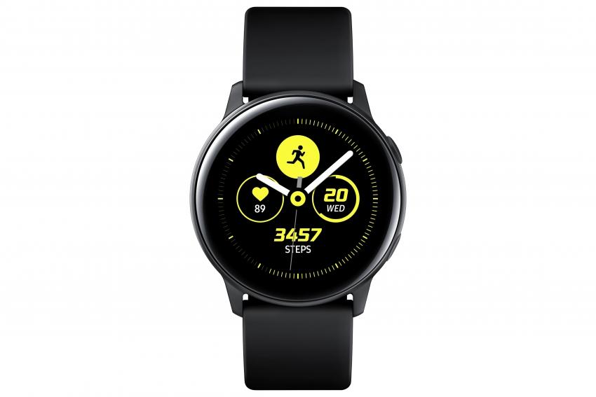 """""""Galaxy Watch Active2"""" sulaukė atnaujinimų: matuoja deguonies kiekį, aptinka kritimą"""