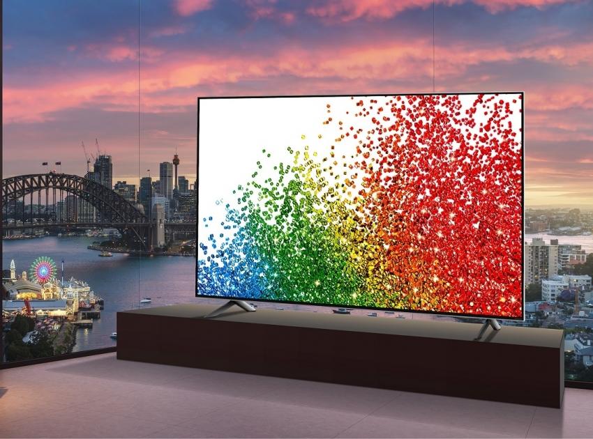 """LG Lietuvoje pristato naujus """"NanoCell"""" televizorius"""