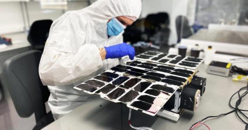 """Orbitoje - dar vienas lietuviškas """"NanoAvionics"""" palydovas"""