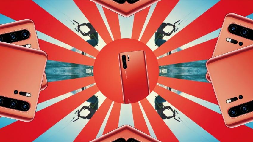 """""""Huawei"""" pristato naują telefono spalvą: patiks pasitikintiems savimi"""