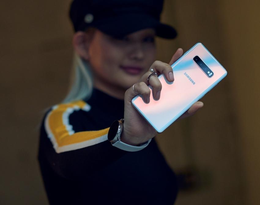 """""""Galaxy S10"""" triukai, apie kuriuos galbūt dar negirdėjote"""