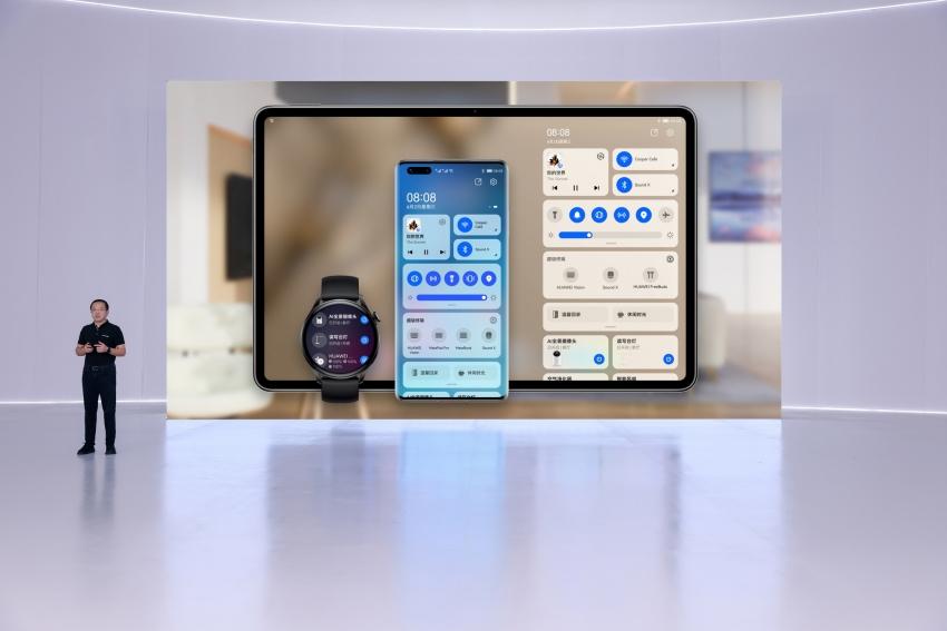 """""""Huawei"""" pristatė 4 naujus įrenginius ir juos jungiančią operacinę sistemą """"HarmonyOS 2"""""""