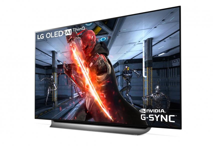 """""""LG"""" pristatė pirmuosius """"OLED"""" televizorius, suteikiančius galimybę žaisti """"NVIDIA G-SYNC"""" žaidimus dideliame ekrane"""