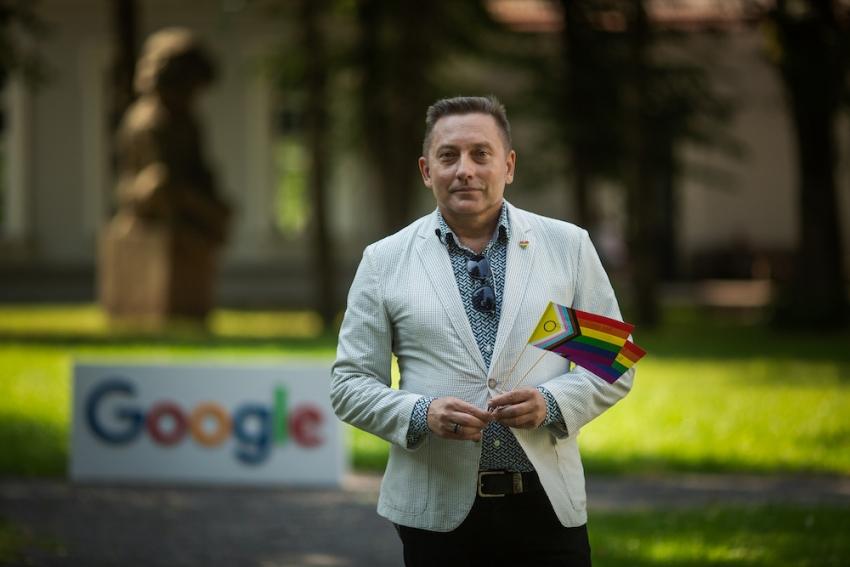 """Lietuvos gėjų lygai - parama iš """"Google.org"""""""