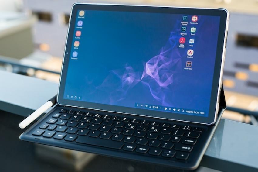 """""""Samsung Galaxy Tab S4"""" jau galima įsigyti ir Lietuvoje"""